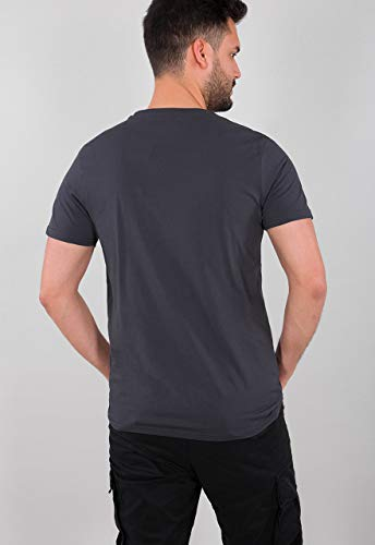 ALPHA INDUSTRIES Basic T-Shirt Tricot Homme 2
