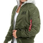 ALPHA INDUSTRIES Bomber Homme 3