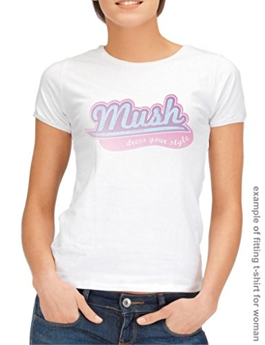 MUSH T-Shirt The Walking Dead City Skyline - Film by Dress Your Style 3