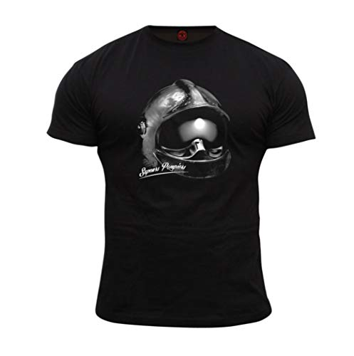 Rescue Point by Dirty Ray Sapeurs Pompiers t-Shirt Homme KF16FR 2