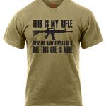 Rothco T-shirt avec inscription « This is My Rifle ». 4