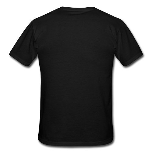 Spreadshirt World of Tanks Char Contour T-Shirt Homme 3